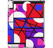 Squared Circles  iPad Case/Skin