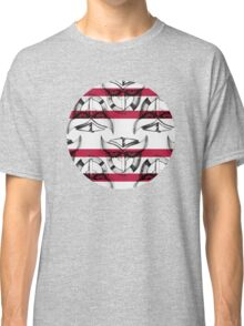 Red red eyes Classic T-Shirt