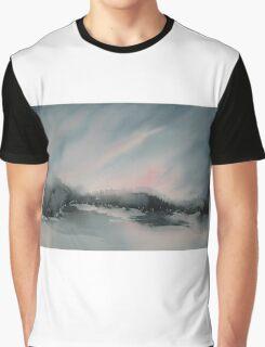Paysage d'orage Graphic T-Shirt