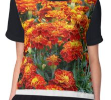 Marigolds Chiffon Top