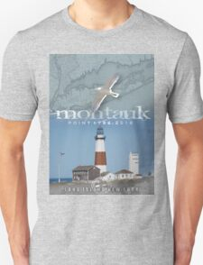 MONTAUK POINT Unisex T-Shirt