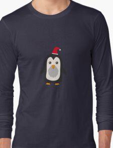 Christmas Penguin   Long Sleeve T-Shirt