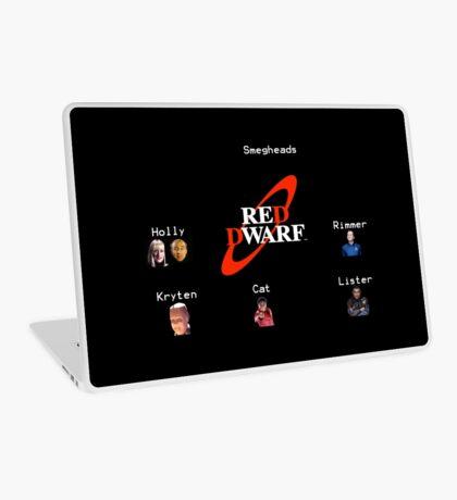Red Dwarf Laptop Skin