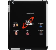 Red Dwarf iPad Case/Skin