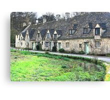 Arlington Row Canvas Print