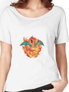 pokemon charizard Women's Relaxed Fit T-Shirt