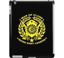 point blank iPad Case/Skin