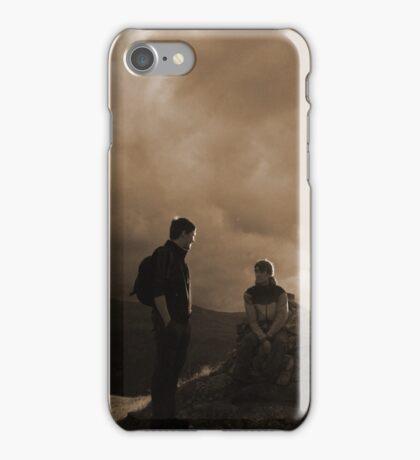 Beda Fell iPhone Case/Skin