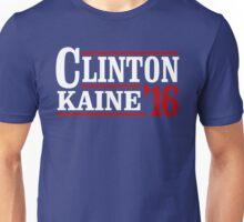Retro Clinton Kaine '16 Unisex T-Shirt