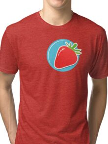 Strawberry Forever Tri-blend T-Shirt