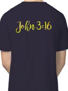 Bible Verse Classic T-Shirt