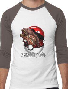 Pokemon Xenomorph Men's Baseball ¾ T-Shirt