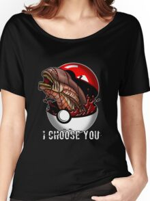 Pokemon Xenomorph Women's Relaxed Fit T-Shirt