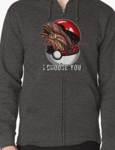 Pokemon Xenomorph Zipped Hoodie