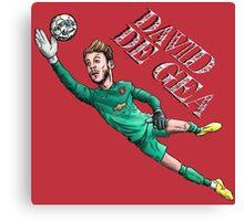 Dave Saves Canvas Print