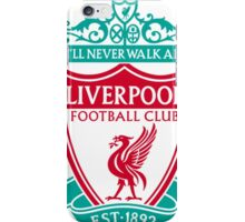 INTERNATIONAL CHAMPIONS CUP - Liverpool iPhone Case/Skin
