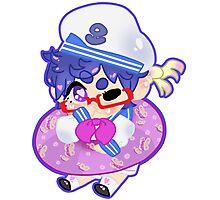 Free! Iwatobi Swim Club || Sailor Rei Ryugazaki Photographic Print