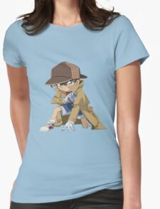 Conan Womens Fitted T-Shirt