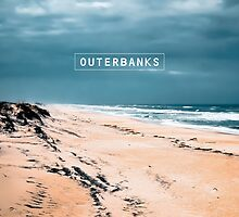 The Outer Banks. by America Roadside.