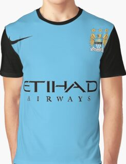INTERNATIONAL CHAMPIONS CUP - Manchester City Graphic T-Shirt