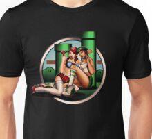 Super Mario Sisters Unisex T-Shirt