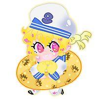 Free! Iwatobi Swim Club || Sailor Nagisa Hazuki Photographic Print