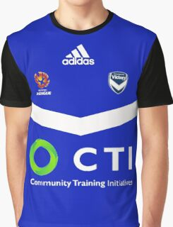 INTERNATIONAL CHAMPIONS CUP - Melbourne Victory Graphic T-Shirt