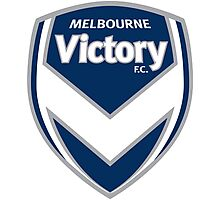 INTERNATIONAL CHAMPIONS CUP - Melbourne Victory Photographic Print