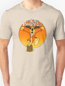 The Kung Phooey Guy. Unisex T-Shirt
