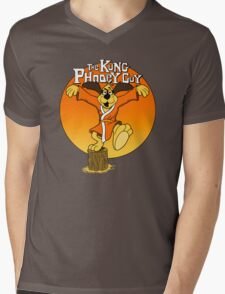 The Kung Phooey Guy. Mens V-Neck T-Shirt