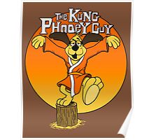 The Kung Phooey Guy. Poster