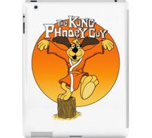The Kung Phooey Guy. iPad Case/Skin