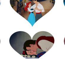 Hearts of Magic Sticker