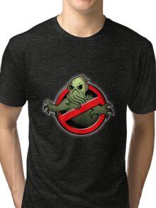Elder God Buster Tri-blend T-Shirt