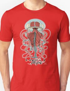 Space Jellyfish (Dr Seuss Inspired) Unisex T-Shirt