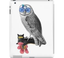 BLIND ME NOW - OWL iPad Case/Skin