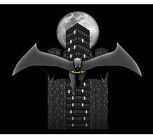 The Gotham Protector Photographic Print