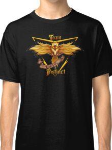 Instinct Team yellow Pokeball Classic T-Shirt