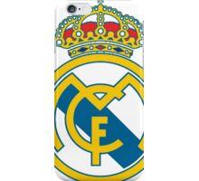 INTERNATIONAL CHAMPIONS CUP - Real Madrid iPhone Case/Skin