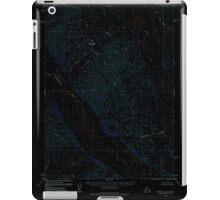 USGS TOPO Map Alaska AK Bethel A-3 354408 1979 63360 Inverted iPad Case/Skin