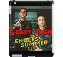 ENDLESS SUMMER TOUR MUSIC 2016 iPad Case/Skin