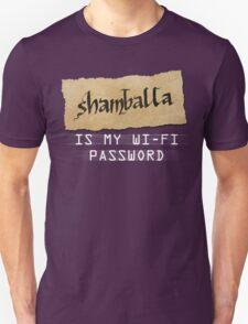 Password: Shamballa Unisex T-Shirt