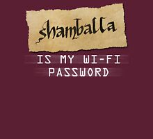Password: Shamballa Unisex T-Shirt