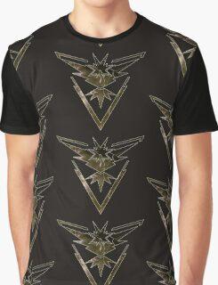 Pokemon GO Logos - Team Instinct Graphic T-Shirt