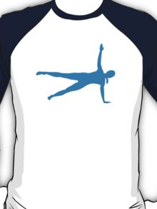 Yoga Pilates woman T-Shirt