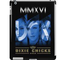 MMXVI DIXIE CHICKS TOUR iPad Case/Skin