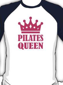 Pilates queen crown T-Shirt