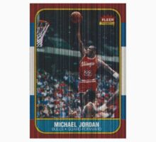 The Rookie Card-MJ by Darius Ferguson