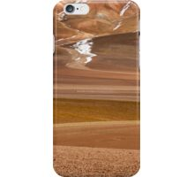 bolivia desert uyuni iPhone Case/Skin