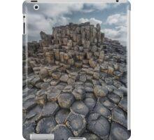 Quiet Morning at Giant's Causeway iPad Case/Skin